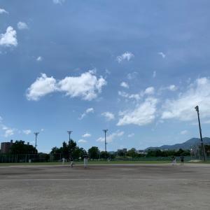 日曜日の野球 2
