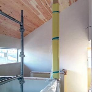 とっておきのローコスト塗り壁材