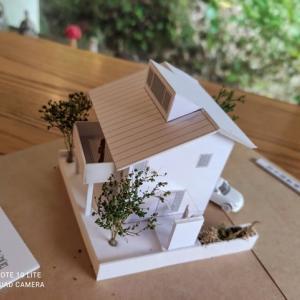 新しく9坪の家の計画が始まりました!
