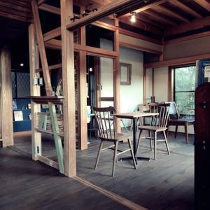 奥市川に新しいカフェができた!