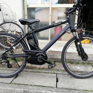 クロスバイク eバイクなどにしっかりした泥除け