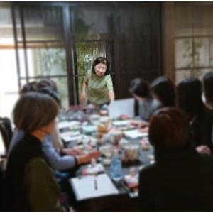麗香茶課 佐々木先生の「安化黒茶の魅力を味わいつくす」