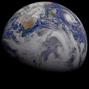地球リセットかと思っていたけれど、次元ワープかもしれない。