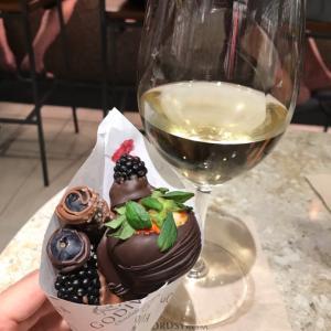 「チョコとワインとありのままの私」本当の私は何もジャッジしない