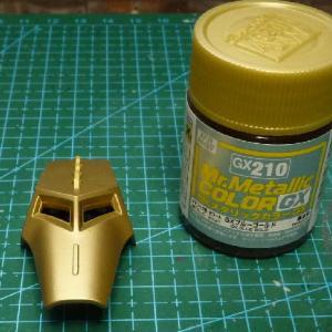 ゴールド塗り比べ