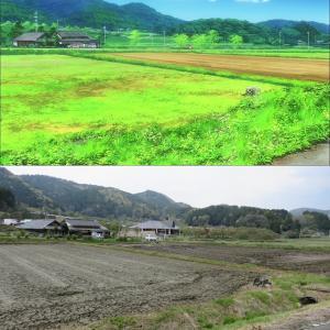 サクラクエスト×のんのんびより 聖地巡礼・舞台探訪 和歌山県かつらぎ町天野の里