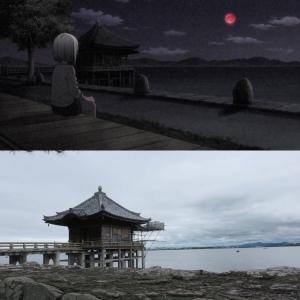 グランベルム 聖地巡礼・舞台探訪 滋賀県琵琶湖周辺