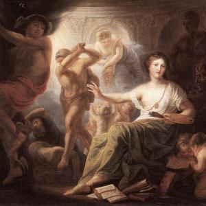 ヘラクレスの絵画