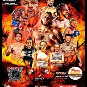 10.12、Big John's MMA: Northern Chaos エリック・ロサノVSニック・ナッカラドほか動画