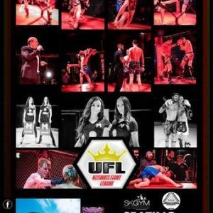 8.4、Ultimate Fight League 3 クリス・ダンカンVSレアンドロ・ソウザ動画