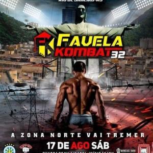 8.17、Favela Kombat 32 マルシオ・サントスVSジョルジ・フィリオ動画