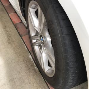 Mスポーツの課題 〜タイヤ交換時期の悩み