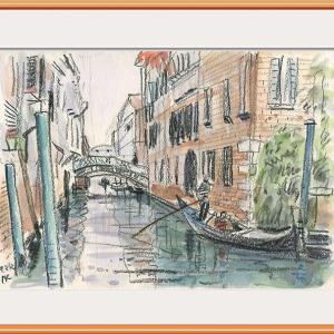 ベネチア(写真習作)