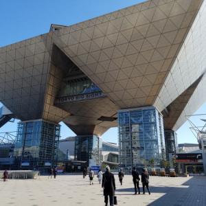 東京・神戸・横浜で開催される国際宝飾展、先週は東京ビックサイトへ行く ...m(_ _)m