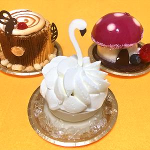 """「銀のぶどう」の2019年秋冬コレクションは""""スイーツの森""""がテーマ!"""