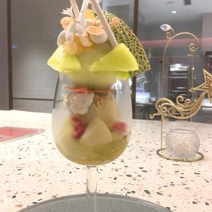 「Beauty Connection Fruits Salon」 7月は旬のブランドメロンの食べ比べが楽しめる「メロンのフルーツコース」