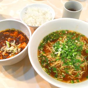 「小洞天」日本橋本店 麻婆丼と麻婆ラーメンが楽しめる!「麻婆湯麵」