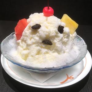 「いちにいさん」日比谷店 1年中味わえる鹿児島名物のかき氷 「白くま」のミニサイズ「子ぐま」