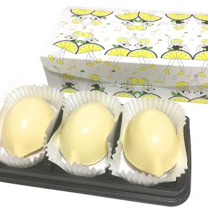 今なら大丸東京でもゲットできる!新宿駅西口1店舗展開の「レモンショップ」の「レモンケーキ」