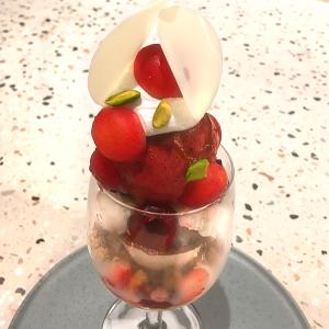「Beauty Connection Fruits Salon」 7月12日まで「さくらんぼのフルーツコース」