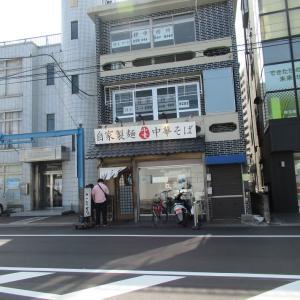 埼玉県の人気ラーメンランキングで一時2位まで行った事がある「中華そば こむぎ」、行きましょう。