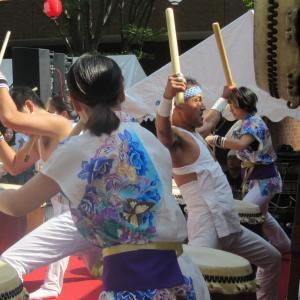 9月中旬~10月中旬まで和太鼓道場ドンドコのFBお寄りTWに掲載したのをブログアップ致します。