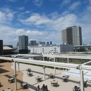 東京湾沿岸最大商業施設(有明ガーデン)5月15日予定がコロナの影響で6月18日(水)開業。