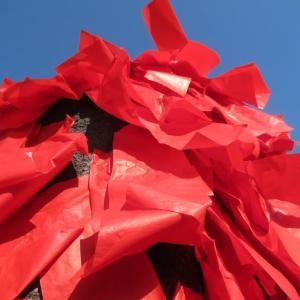 回復のパワースポット!赤紙仁王様(2体の金剛力士立像)に会ってきました。
