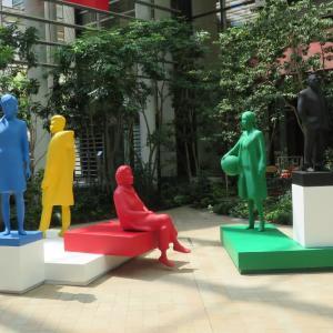 これは何だぁ~!オリンピック・アート・ビジョン!時代を超える彫刻のレガシーとか!