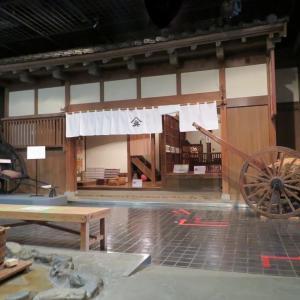 江戸下町の歴史と生活文化をを見てみましょう!長屋・銭湯他、昭和していますね!