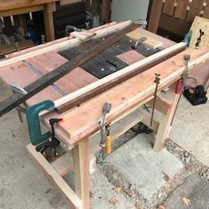 丸ノコテーブル作り(その3)