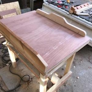 丸ノコテーブル作り(その4)