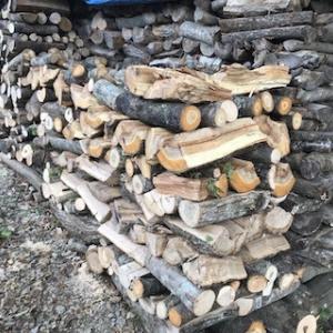 薪作りの日々‥‥