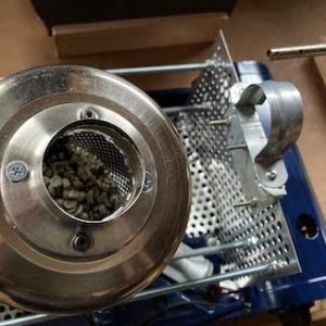 珈琲焙煎機のバージョンアップ