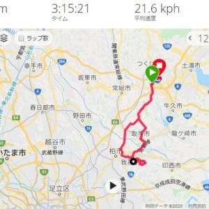 手賀沼 サイクリング