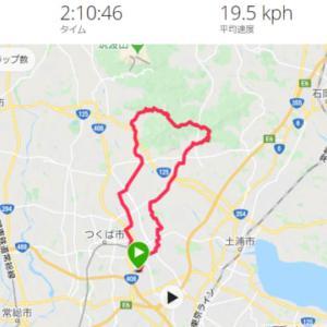 筑波山 サイクリング