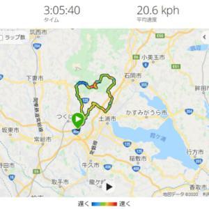 筑波山~千代田村 サイクリング