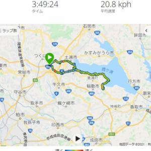 サイクリング 霞ヶ浦湖畔