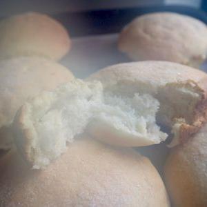 なんちゃってパン作り 今日はフカフカ♪