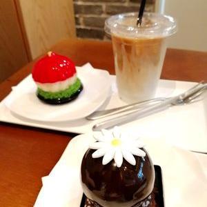 Patisserie Cacahouete Parisの美しすぎるケーキたち @武蔵小山