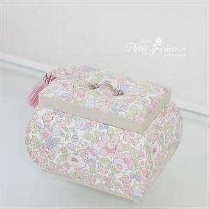 Boîte à pampille Shabby chic できました♡