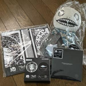 NieRゲームシリーズ10周年記念くじ