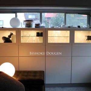 IKEAの収納家具ベストー、こんな風にアレンジしました!