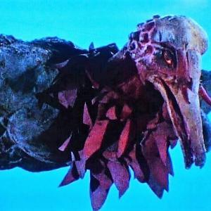 ウルトラ怪獣第18号:帰ってきたウルトラマン~テロチルス