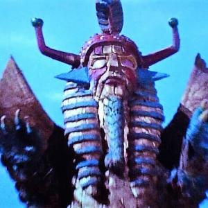 ウルトラ怪獣第29号:ウルトラマンA~スフィンクス