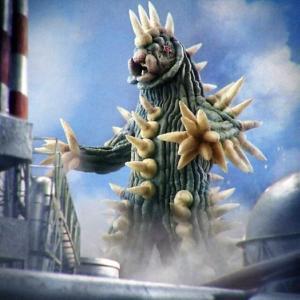ウルトラ怪獣第30号:ウルトラマンタロウ~サボテンダー(改造)