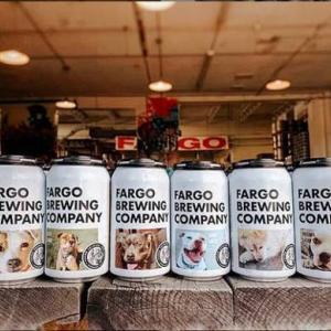 ビール缶のラベルで里親探し。(アメリカ)