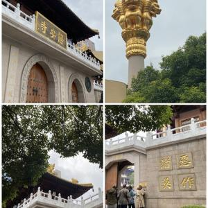 2019年上海 静安寺