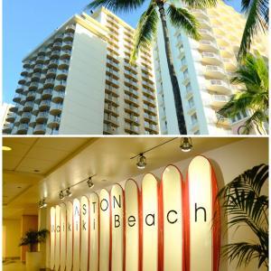 2019年末ハワイ:アストンワイキキビーチホテル