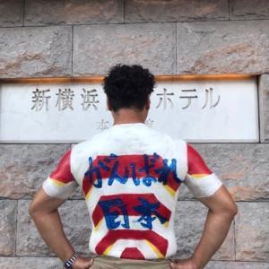 RWC2019世界最薄チャレンジ JAPANの4回目は世紀の一戦!